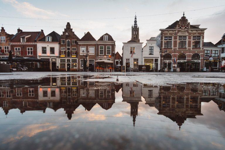 Crematorium in Utrecht