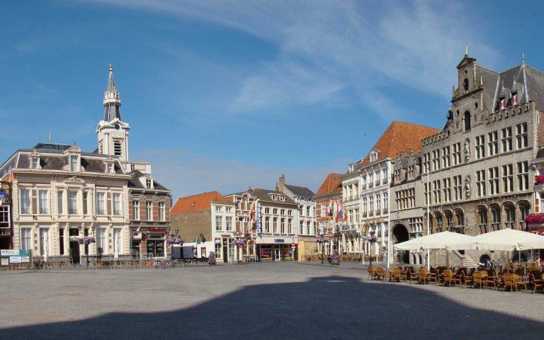 Binnenstad van Bergen op Zoom