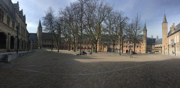 Middelburg binnenplein