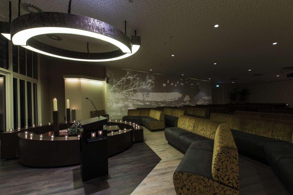 Oosterhout donkere aula
