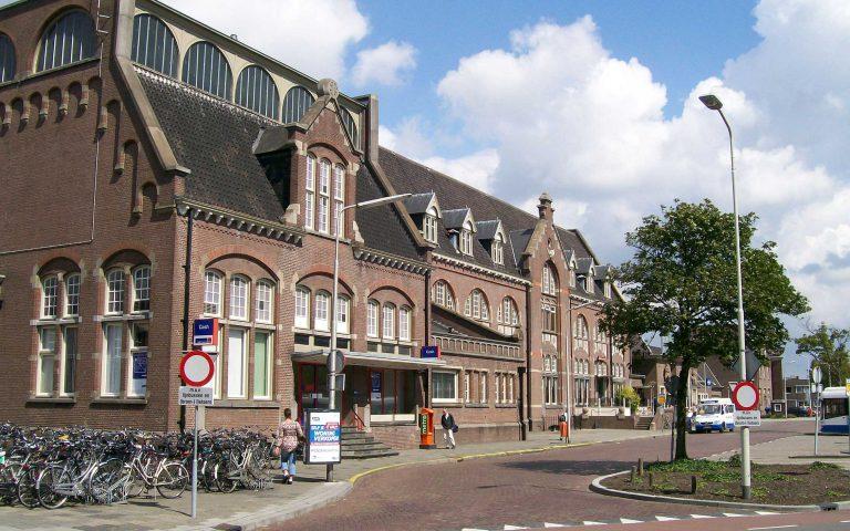 Oud gebouw in Roosendaal