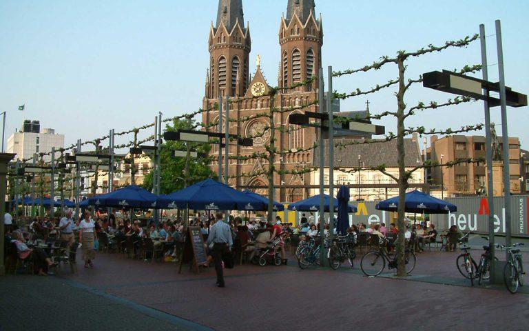Binnenstad van Tilburg